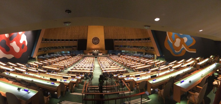 UniCrew Visits: The United Nations